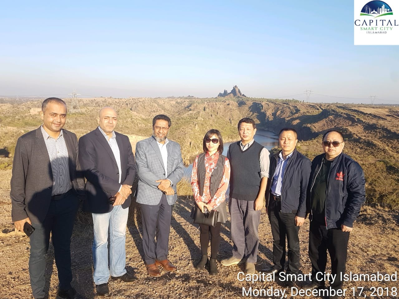 Chinese investor visited Capital Smart City