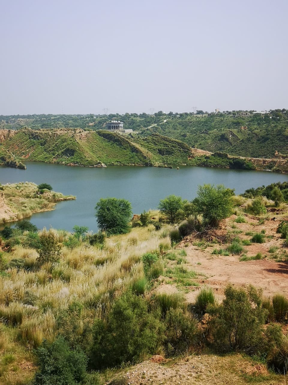 """Chahan Dam in Capital Smart City named as """"Paradise Point"""""""