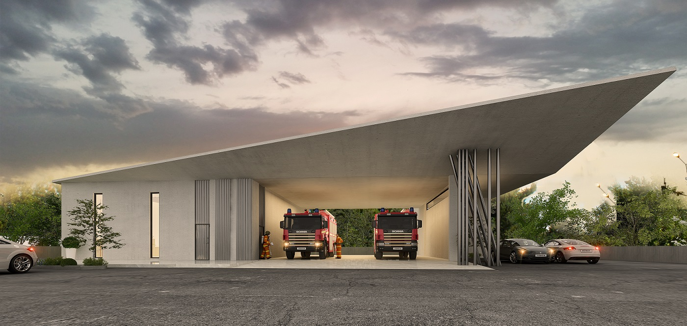 Amenities (Fire Brigade Office)