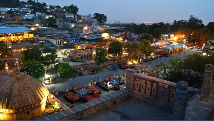 Vibrant Village Culture