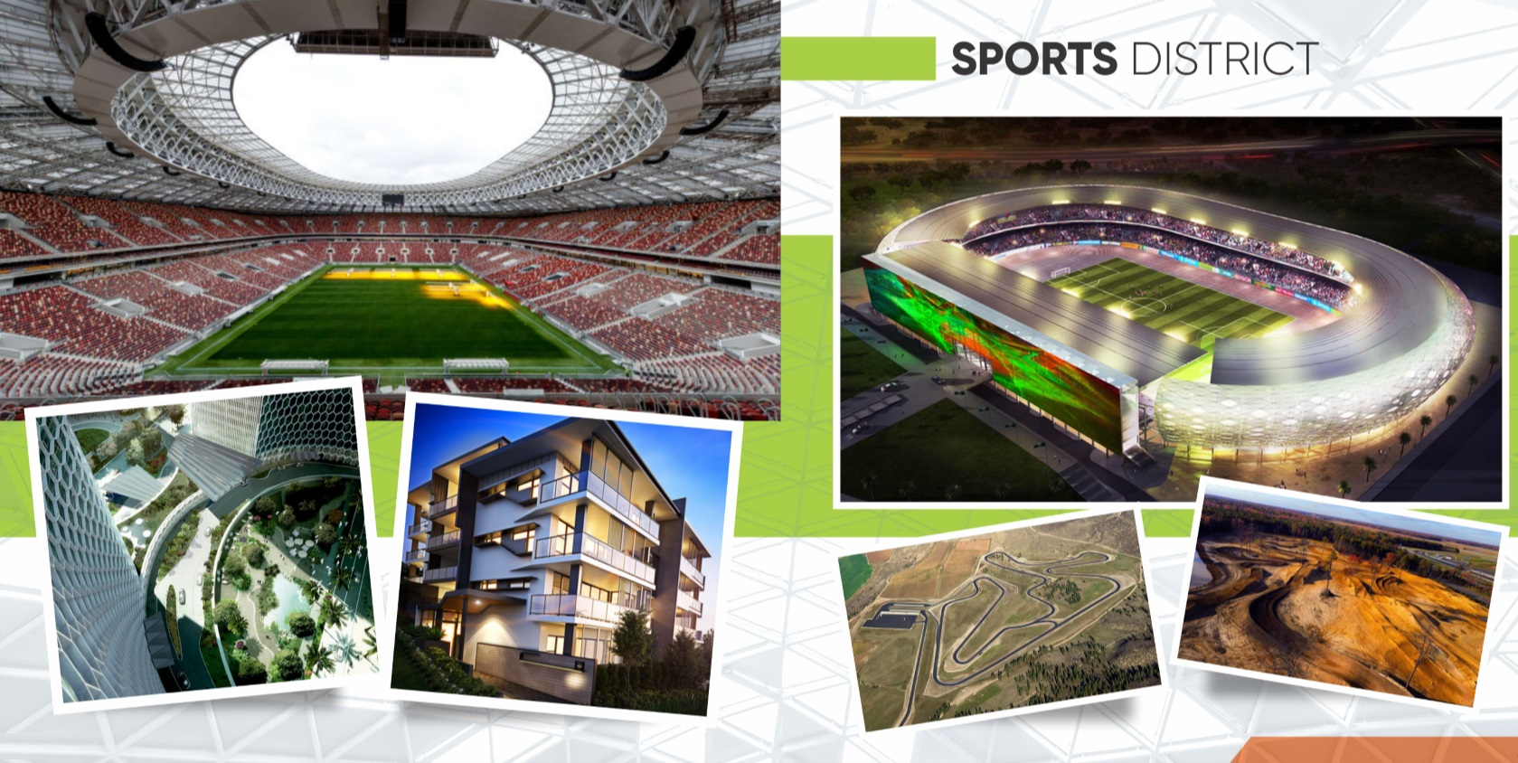 International Standard Sports Zone