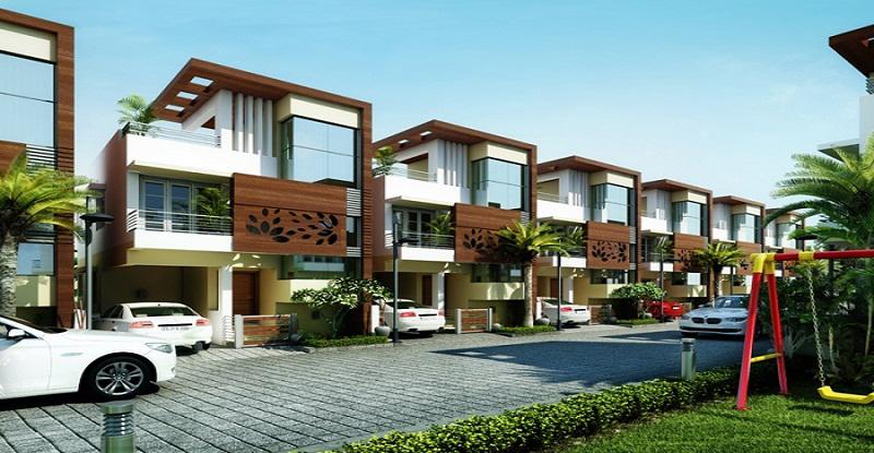 Striking Residential Area