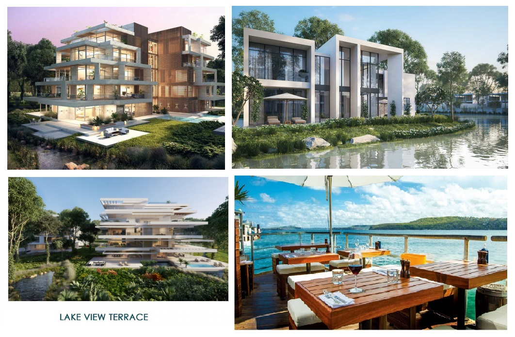 Enticing Place at Water Front