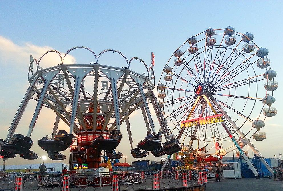 Freij International to make Amusement Park in CSC