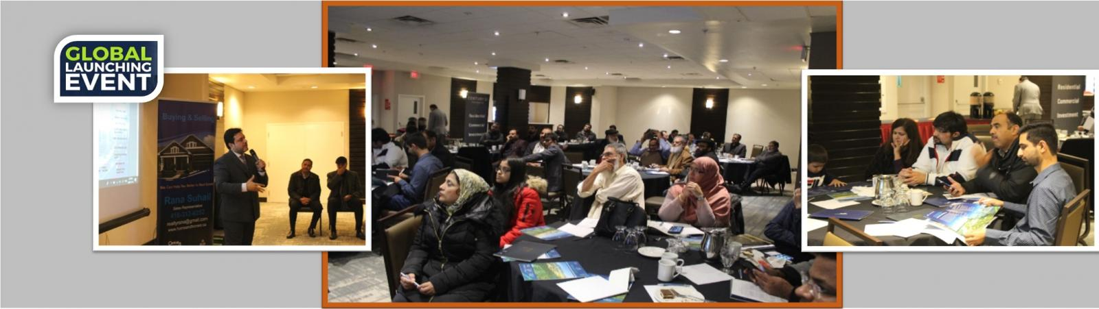 Global Launching Event - Canada