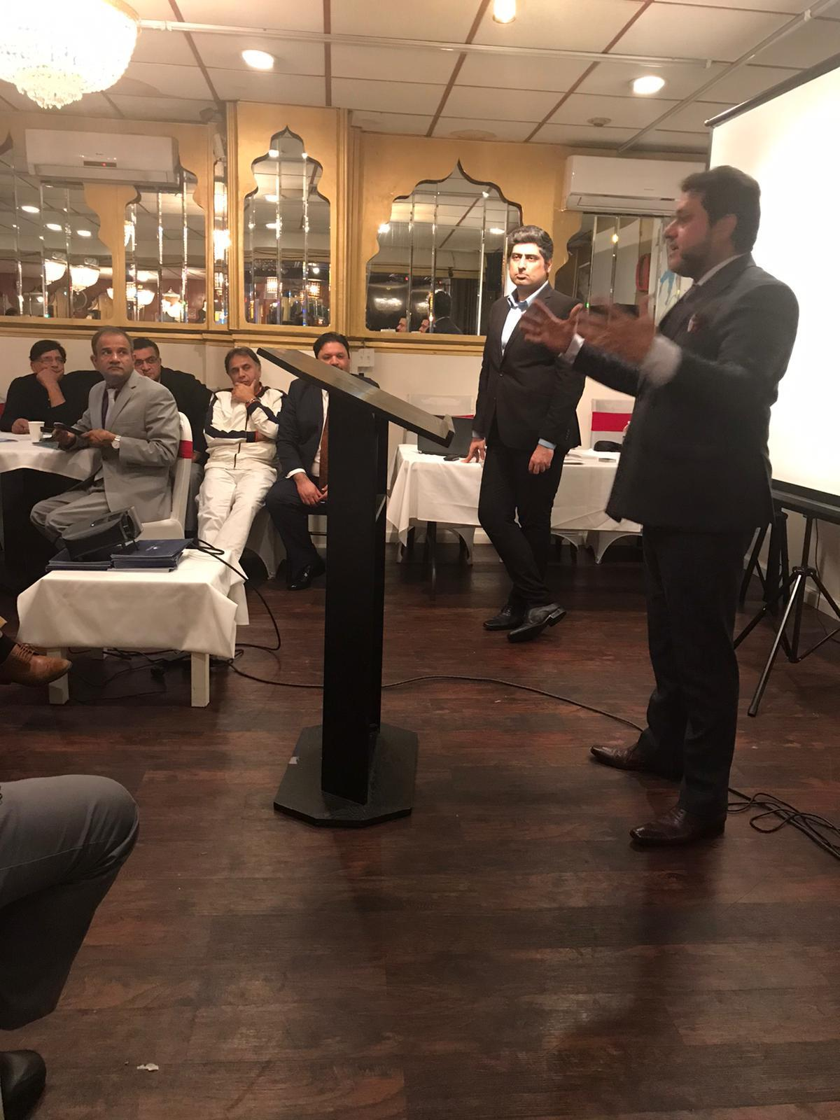 Global Launching Event at New York