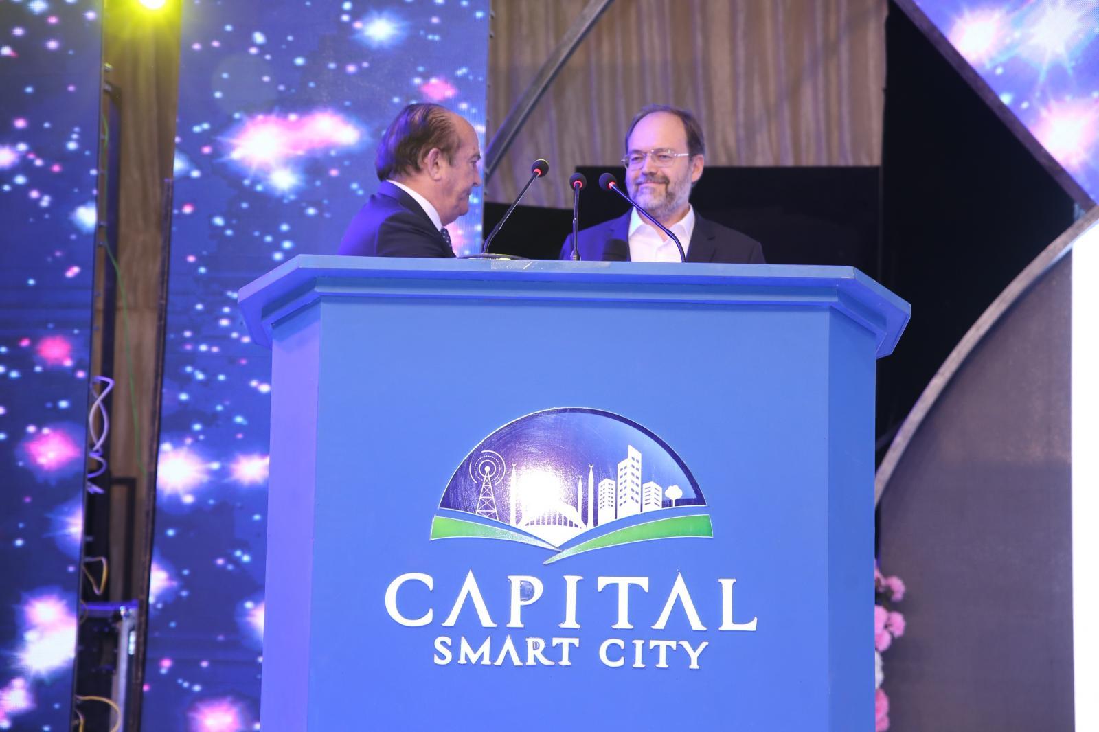 1st Balloting of Capital Smart City