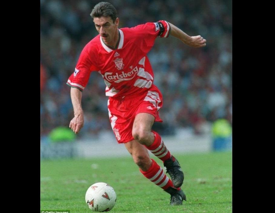 Mr. Ian James Rush, MBE (born 20 October 1961)