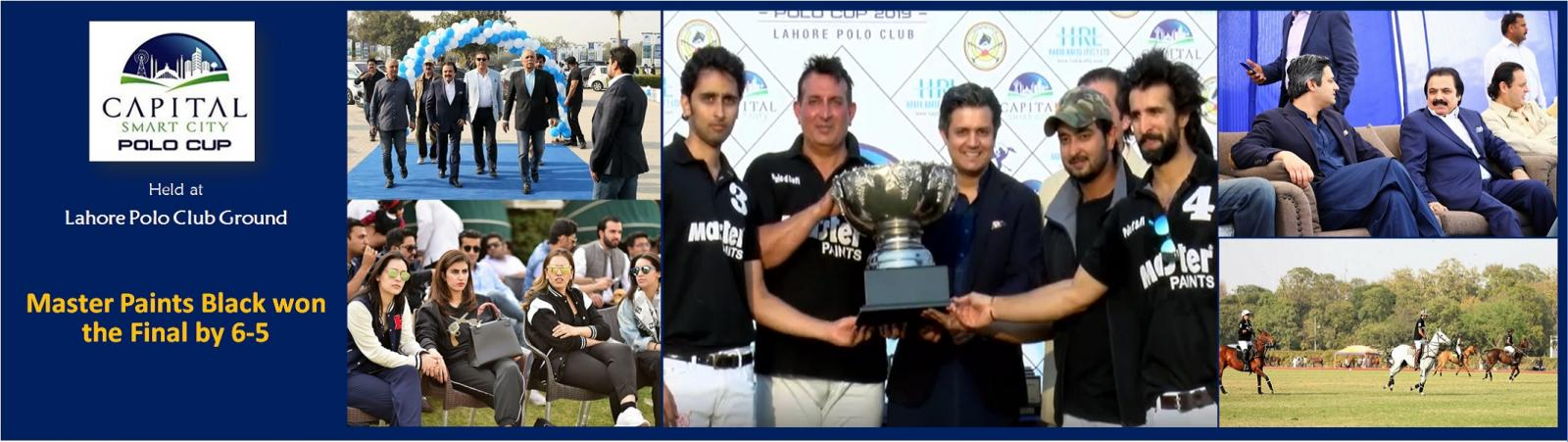 Capital Smart City Polo Cup 2019