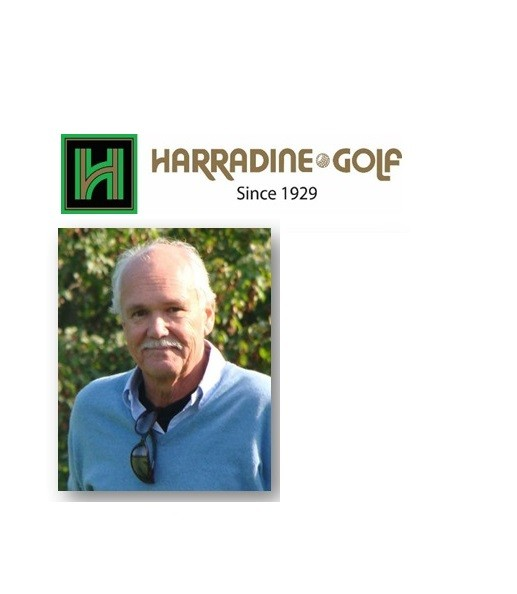 """Harradine Golf"" the designer and supervisor"