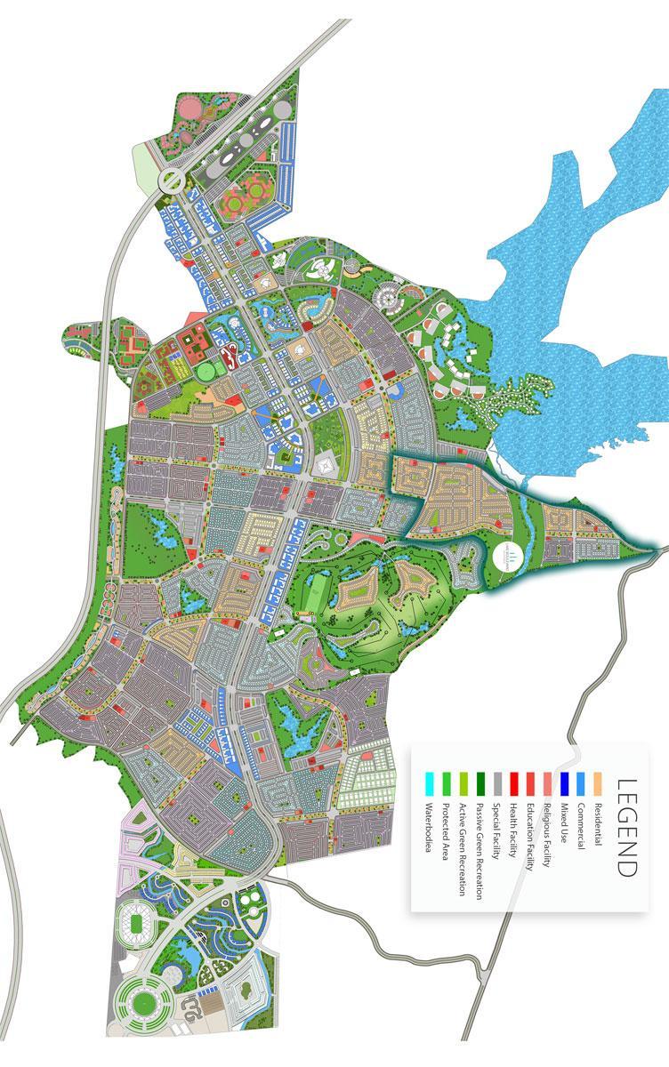 Smart City Map