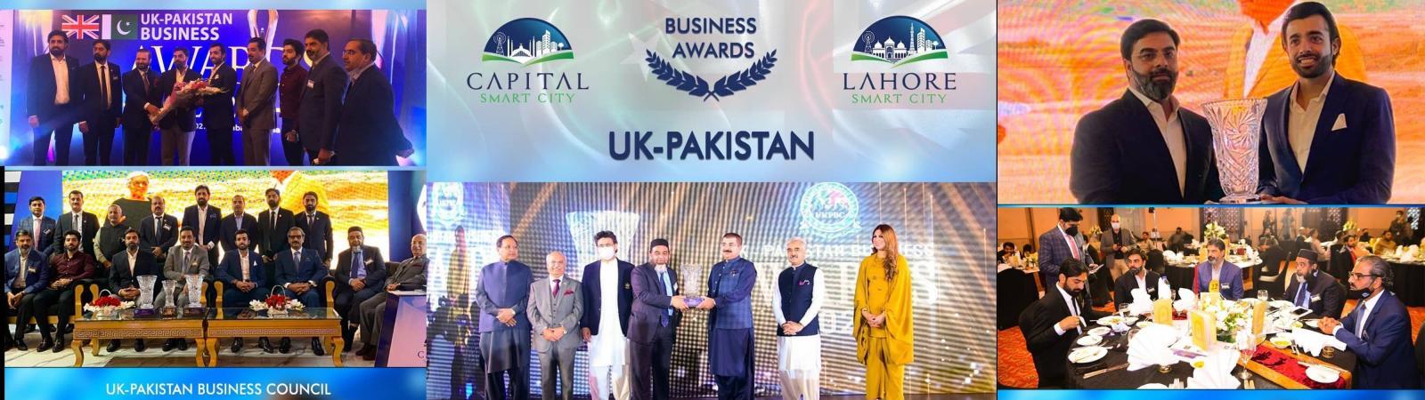 UK - Pakistan Business Awards 2021