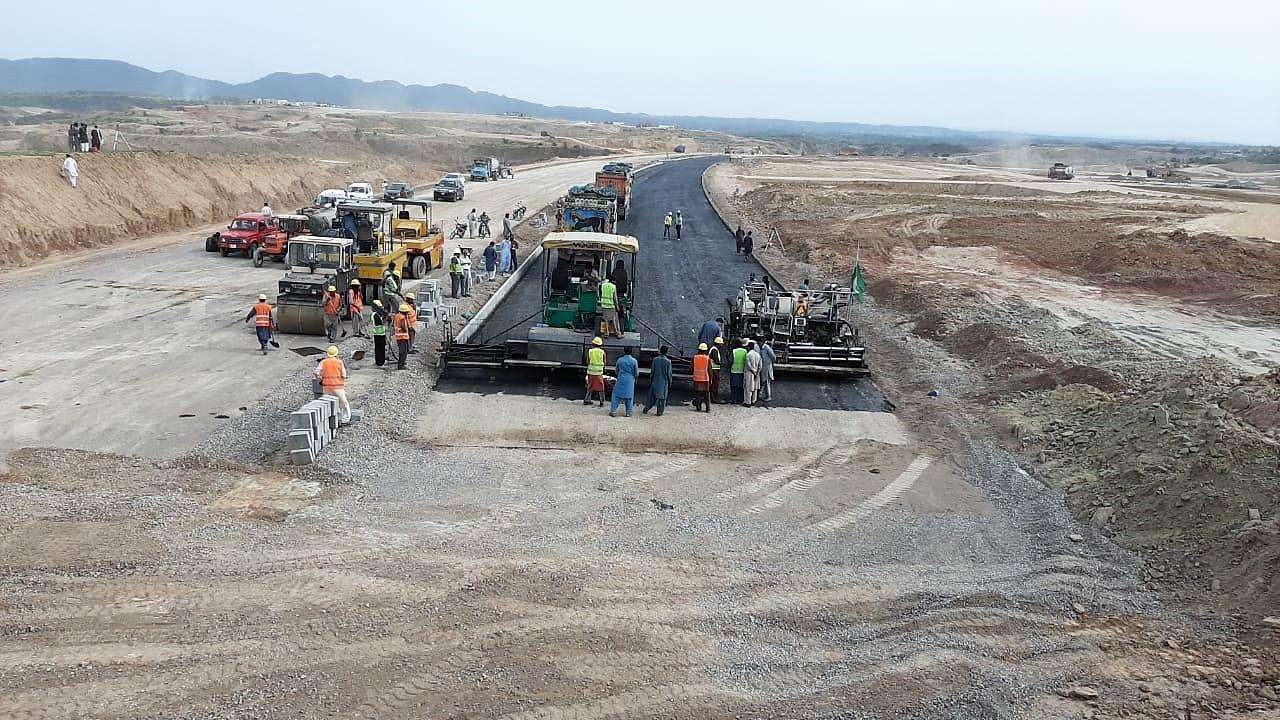 Asphalt Activity started at CSC Project Site