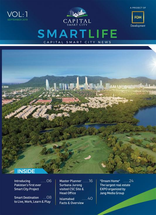 Smart Life (Vol-I September, 2019)